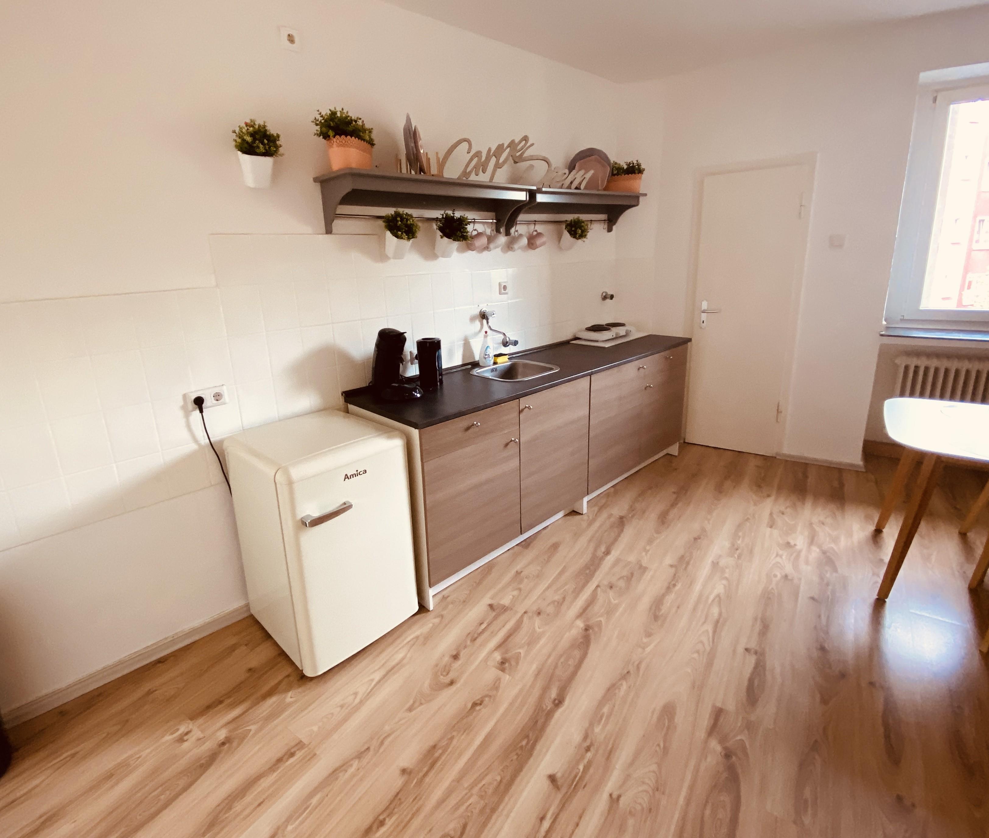 Apartment mit 2 Schlafzimmer