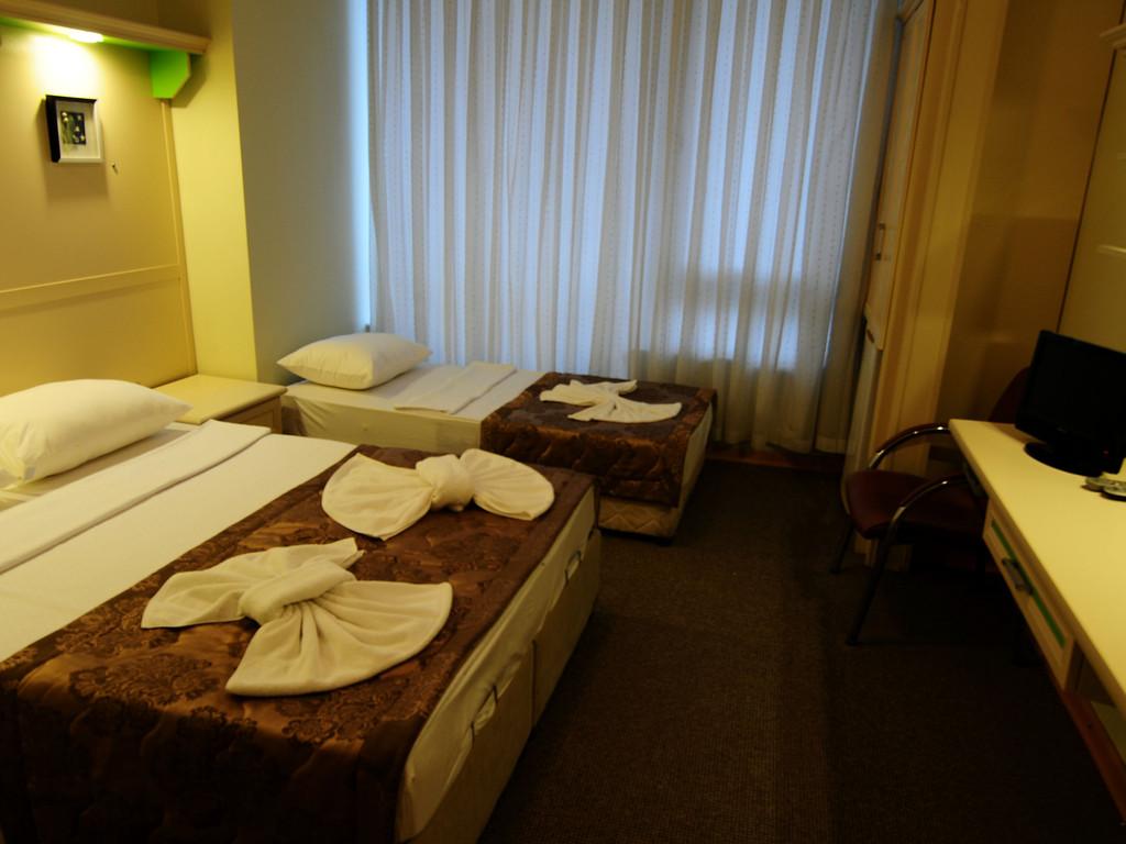3 kişilik Oda