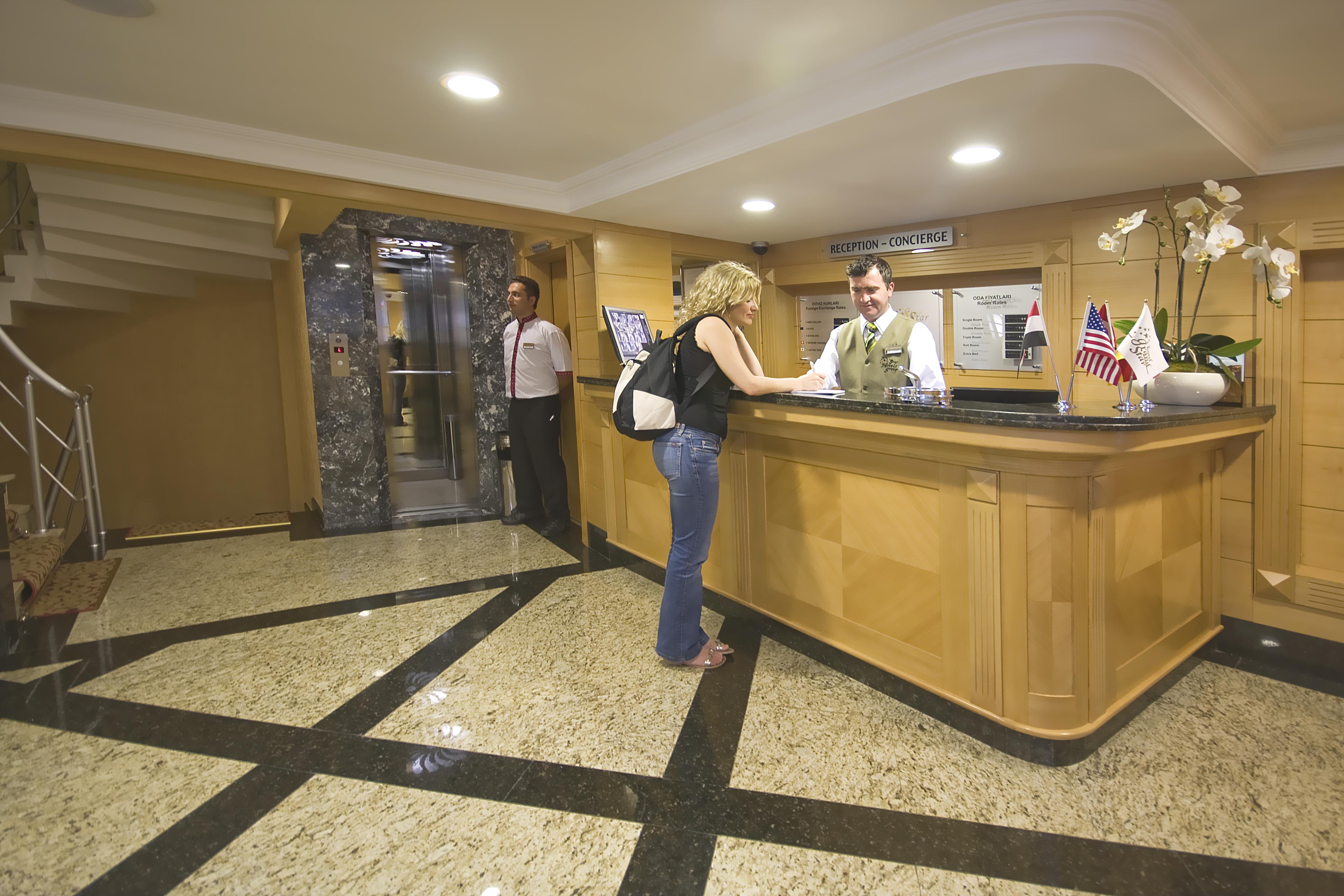 Star hotel taksim home for Istanbul hoteller
