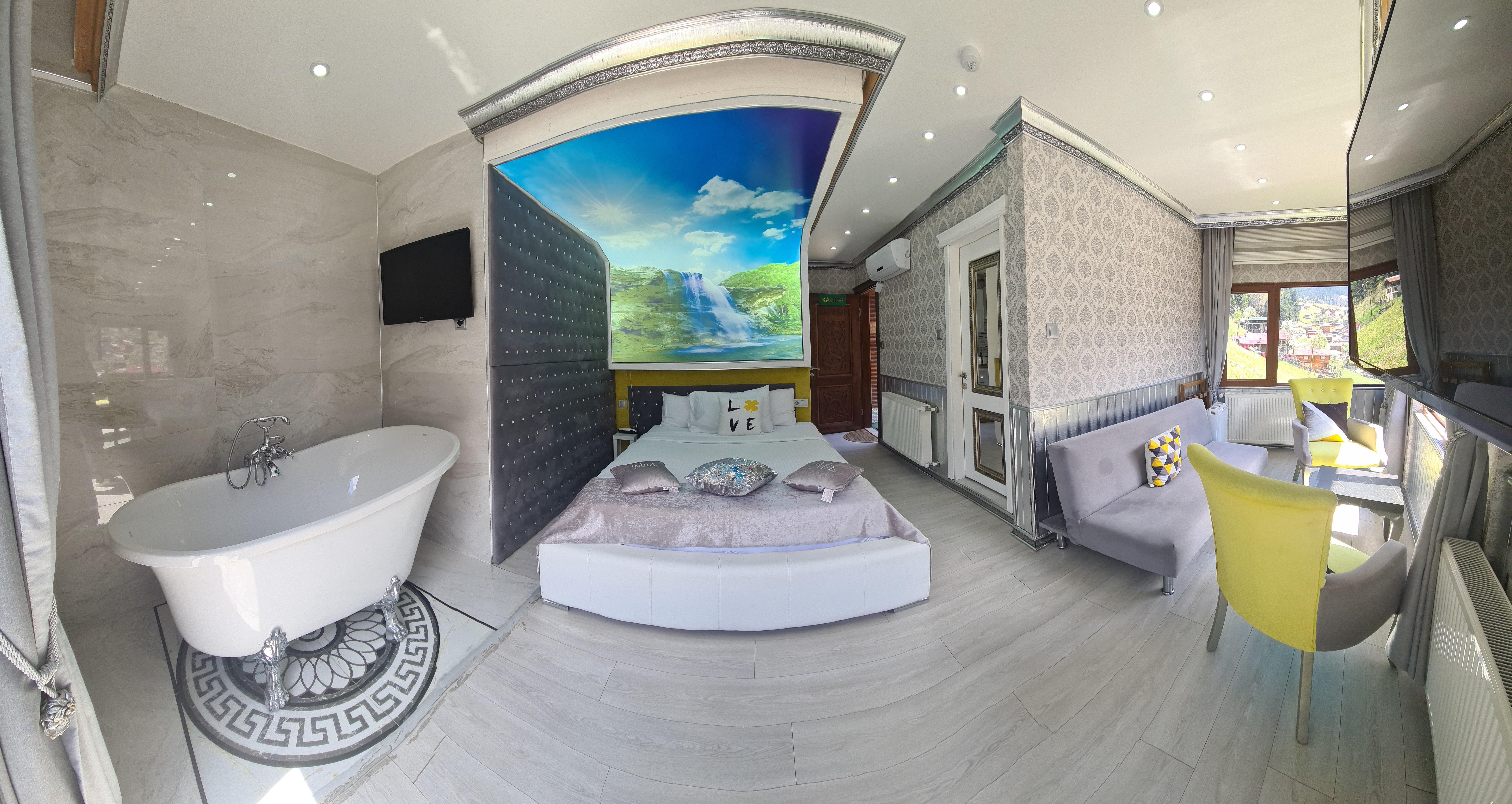 Vip Suite Küvetli