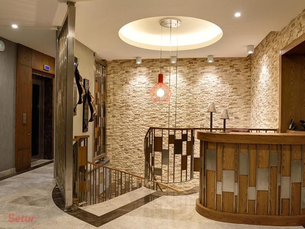 Stairs Regnum Escana Boutique Hotel
