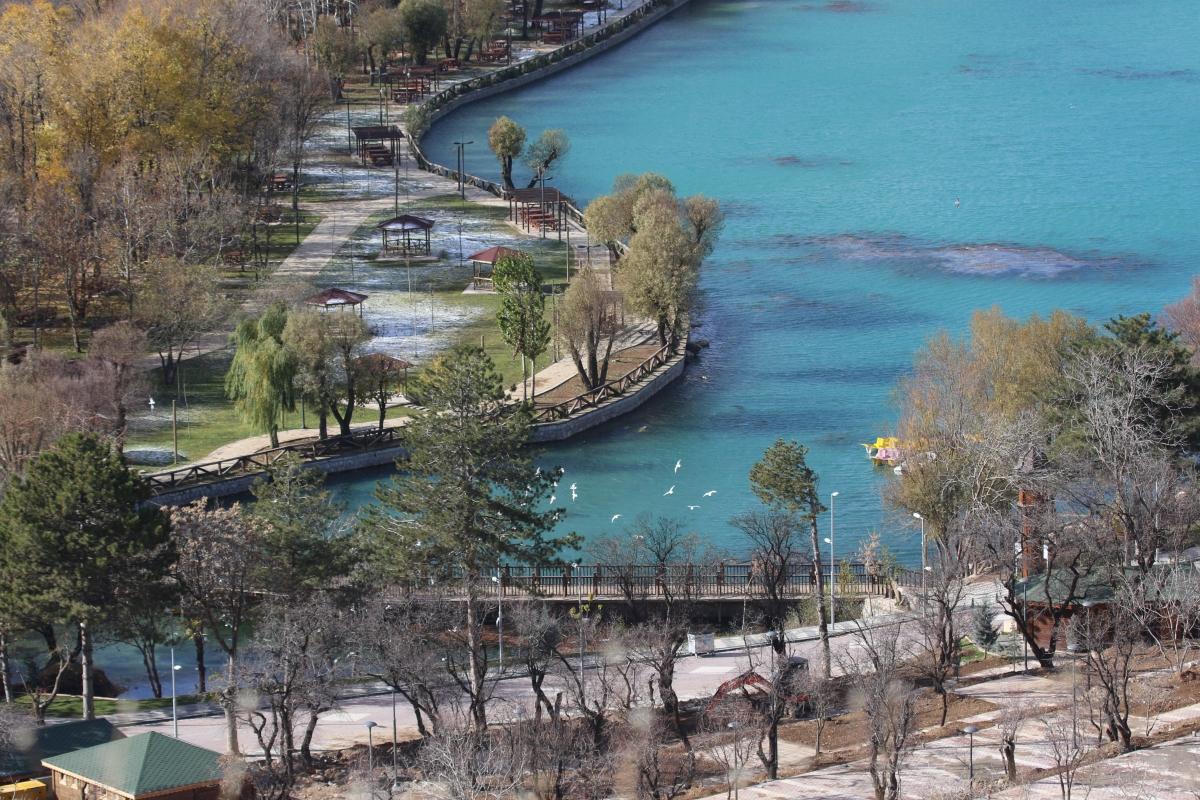 Turgut Özal Tabiat Parkı