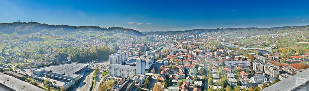 Tourist Route of Tuzla Attractions