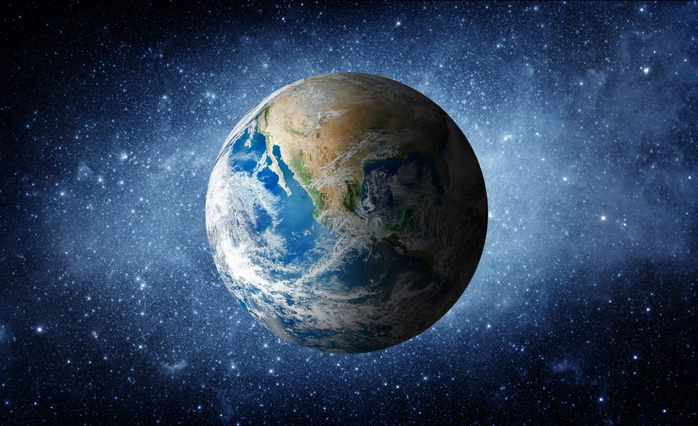 Gezegenimize Dışarıdan Bakmak